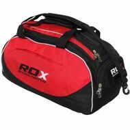 Сумка спортивная RDX Black/Red